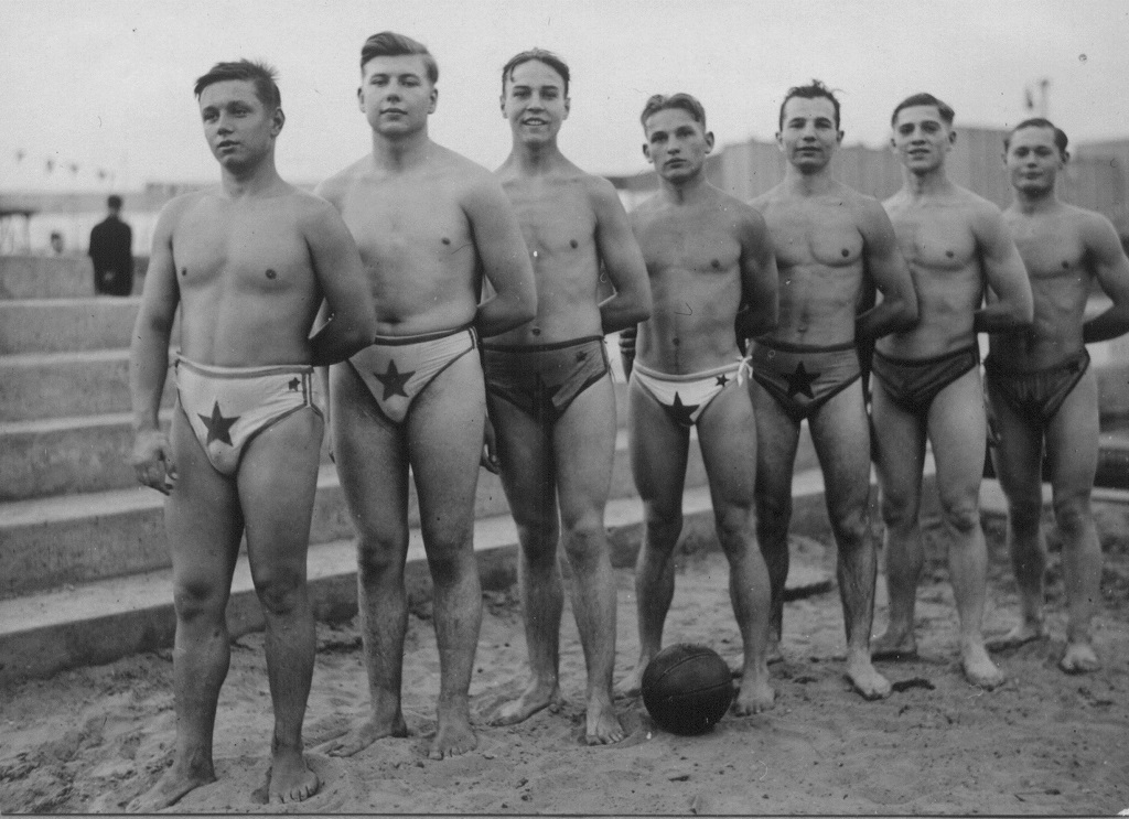 1928 The glorious water polo